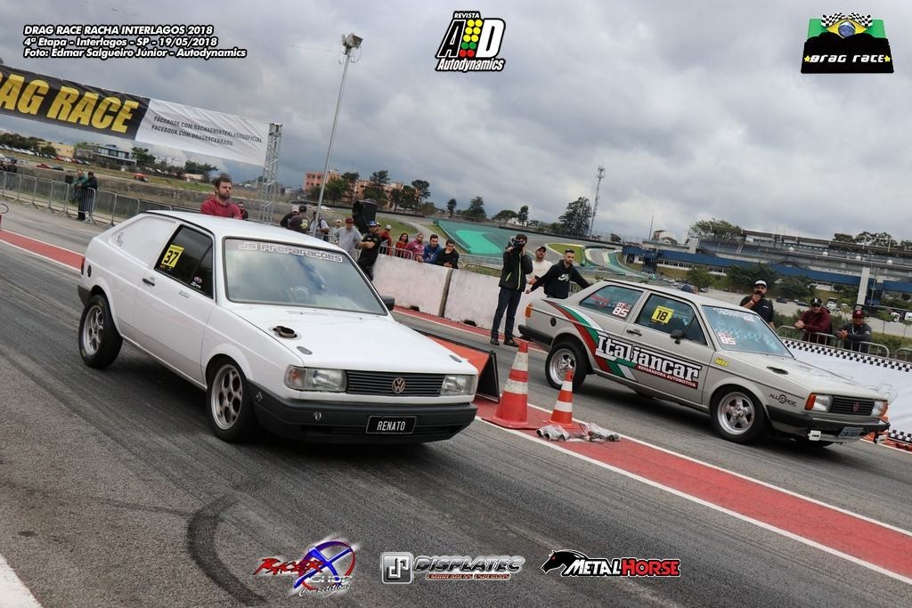 Drag Race / Racha Interlagos 2018 - 3ª Etapa Foto (13)