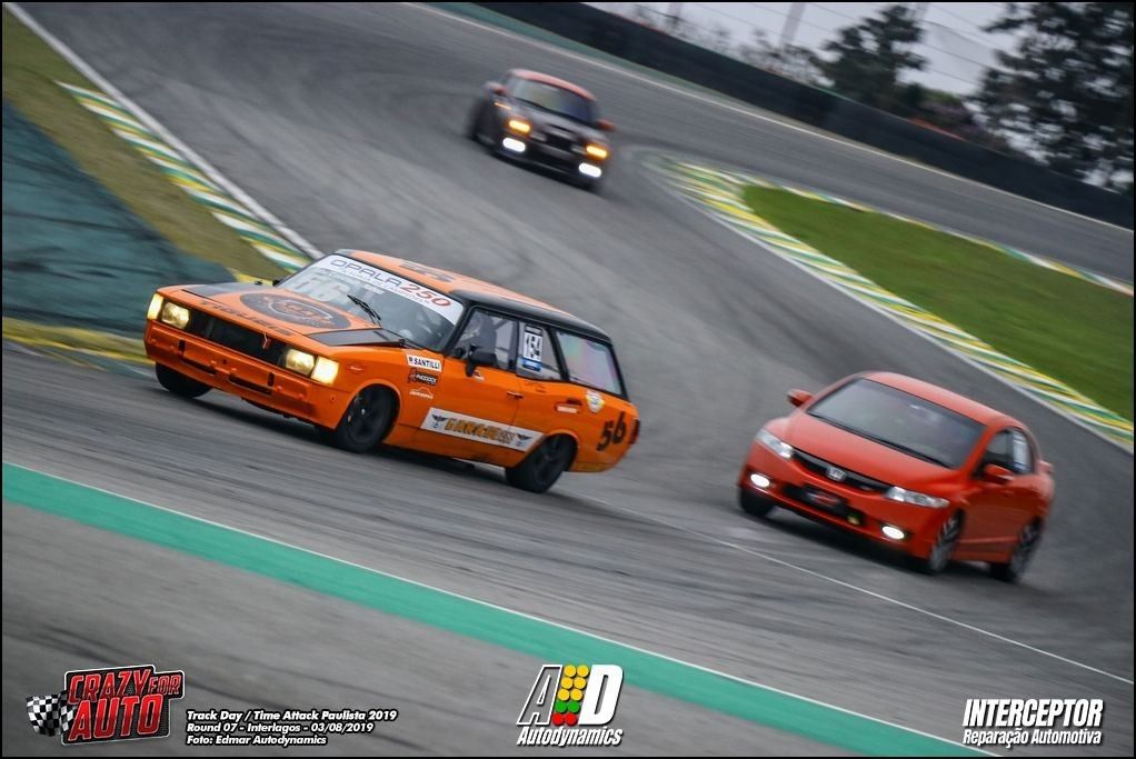 Track Day / Time Attack Paulista 2019 - Round 07 Foto (21)