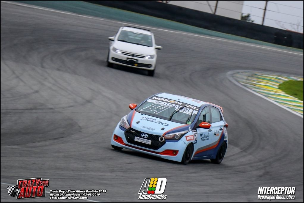 Track Day / Time Attack Paulista 2019 - Round 07 Foto (23)