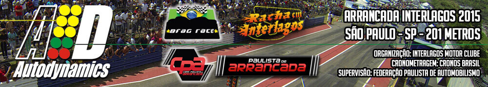 Drag Race | Racha Interlagos - 2ª Etapa