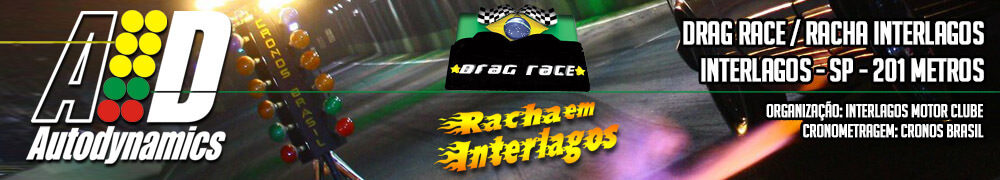 Drag Race / Racha Interlagos 2016 - 4ª Etapa