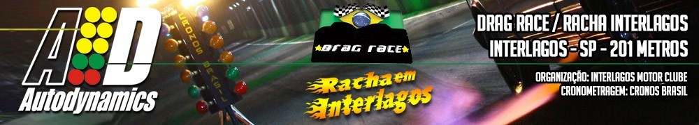 Drag Race / Racha Interlagos - 7ª Etapa - Etapa Race Valley