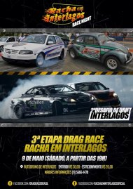 Drag Race | Racha Interlagos - 3ª Etapa