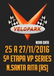 Velopark Series 2016 - 4ª e 5ª Etapa - 25/11/2016 a 27/11/2016 - Autódromo do Velopark - Nova Santa Rita - RS - 402 Metros