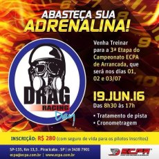 Drag Racing Day ECPA