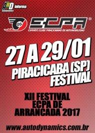 XII Festival ECPA de Arrancada - 27/01/2017 a 29/01/2017 - Esporte Clube Piracicabano de Automobilismo ECPA - Piracicaba - SP - 201 Metros