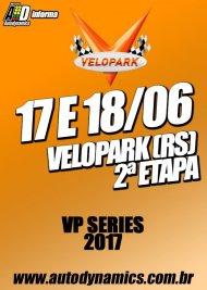 Velopark Series 2017 - 2ª Etapa - 17/06/2017 a 18/06/2017 - Autódromo do Velopark - Nova Santa Rita - RS - 402 Metros
