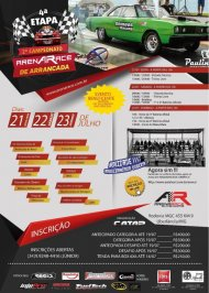 Campeonato Arena Race de Arrancada 2017 - 4ª Etapa (Data Correta) - 22/07/2017 a 23/07/2017 - Arena Race - Uberlândia - MG - 201 Metros