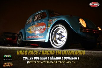 Drag Race / Racha Interlagos 2017 - 8ª Etapa (Race Valley) - 28/10/2017 a 29/10/2017 - Race Valley Motorsports Park - 201 metros - Tremembé - SP