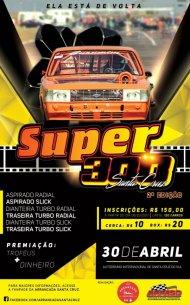 Super 300 | Edição 2017 - 30/04/2017 - Autódromo de Santa Cruz do Sul - RS - 300 Metros