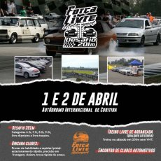 Desafio 201 Metros - 1ª Etapa - 01/04/2017 a 02/04/2017 - Autódromo Internacional de Curitiba - AIC - Pinhais - PR