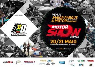 MOTORSHOW 2017 - 20/05/2017 a 21/05/2017 - Autódromo Internacional de Curitiba - AIC - PR