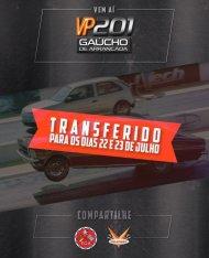 VP201 e Gaúcho de Arrancada 2017 - 1ª Etapa - 22/07/2017 a 23/07/2017 - Autódromo do Velopark - Nova Santa Rita - RS - 201 Metros