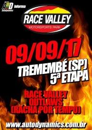 Race Valley Outlaws 2017 - 5ª Edição - 09/09/2017 - Race Valley Motorsports Park - Tremembé - SP - 201 Metros