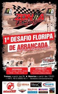 1º Desafio Floripa de Arrancada - Zonta Racing - 27/08/2017 - Sambódromo de Florianópolis - SC - 201 Metros
