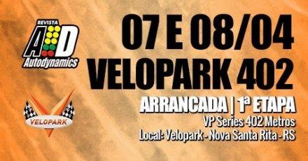 VP Series 402 Metros 2018 - 1ª Etapa - 07/04/2018 a 08/04/2018 - Autódromo do Velopark - Nova Santa Rita - RS - 402 Metros