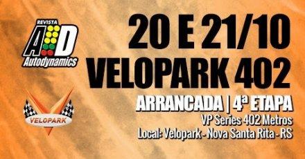 VP Series 402 Metros 2018 - 3ª Etapa - 20/10/2018 a 21/10/2018 - Autódromo do Velopark - Nova Santa Rita - RS - 402 Metros