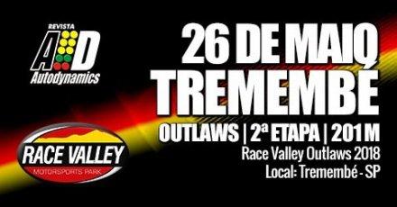 Race Valley Outlaws 2018 - 2ª Etapa - 26/05/2018 - Race Valley - Tremembé - SP - 201 Metros