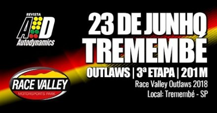 Race Valley Outlaws 2018 - 3ª Etapa