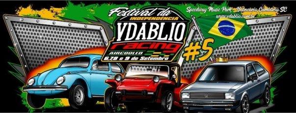 5º VDABLIO Racing - 06/09/2018 a 09/09/2018 - Speeway Park - Balneário Camboriú - SC