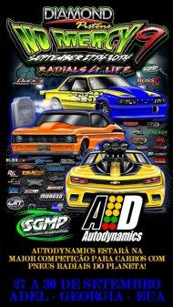 No Mercy 9 - Radials 4 Life - 27/09/2018 a 30/09/2018 - South Georgia Motorsports Park - Adel - Georgia - EUA