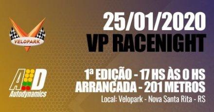 Velopark Race Night - 1ª Edição 2020 - 25/01/2020 - Autódromo do Velopark - Nova Santa Rita - RS - 201 Metros