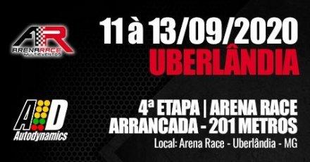 Campeonato Arena Race de Arrancada 2020 - 4ª Etapa - 11/09/2020 a 13/09/2020 - Arena Race - Uberlândia - MG - 201 Metros