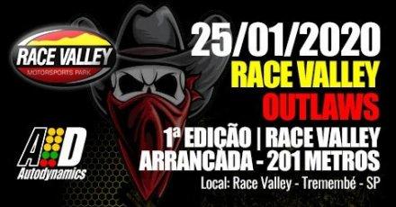 Race Valley Outlaws 2020 - 1ª Edição - 25/01/2020 - Race Valley - Tremembé - SP - 201 Metros